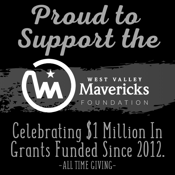 Stotz Equipment & The West Valley Mavericks | Supporting Our Community