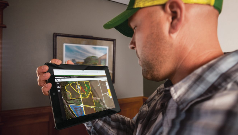 Precision Ag Management (AMS)