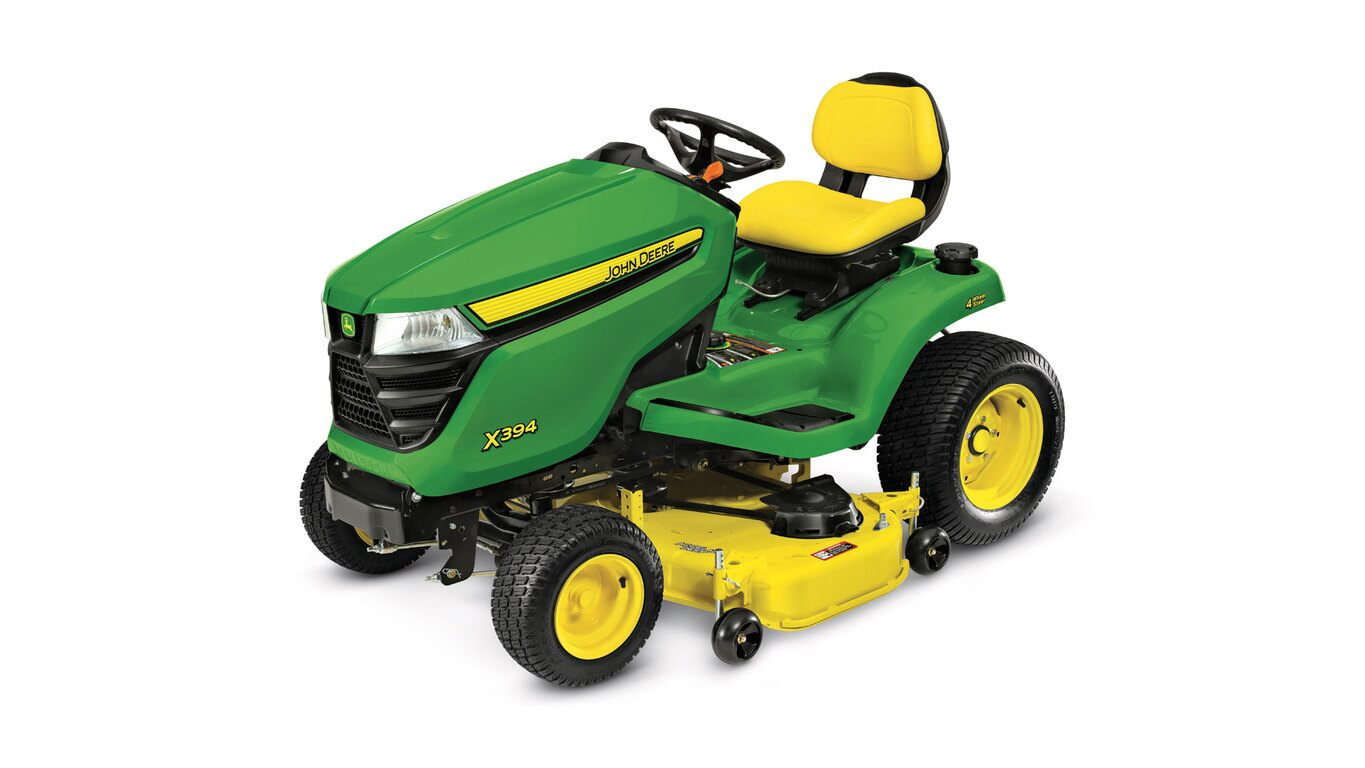 Image of John Deere Riding Mower