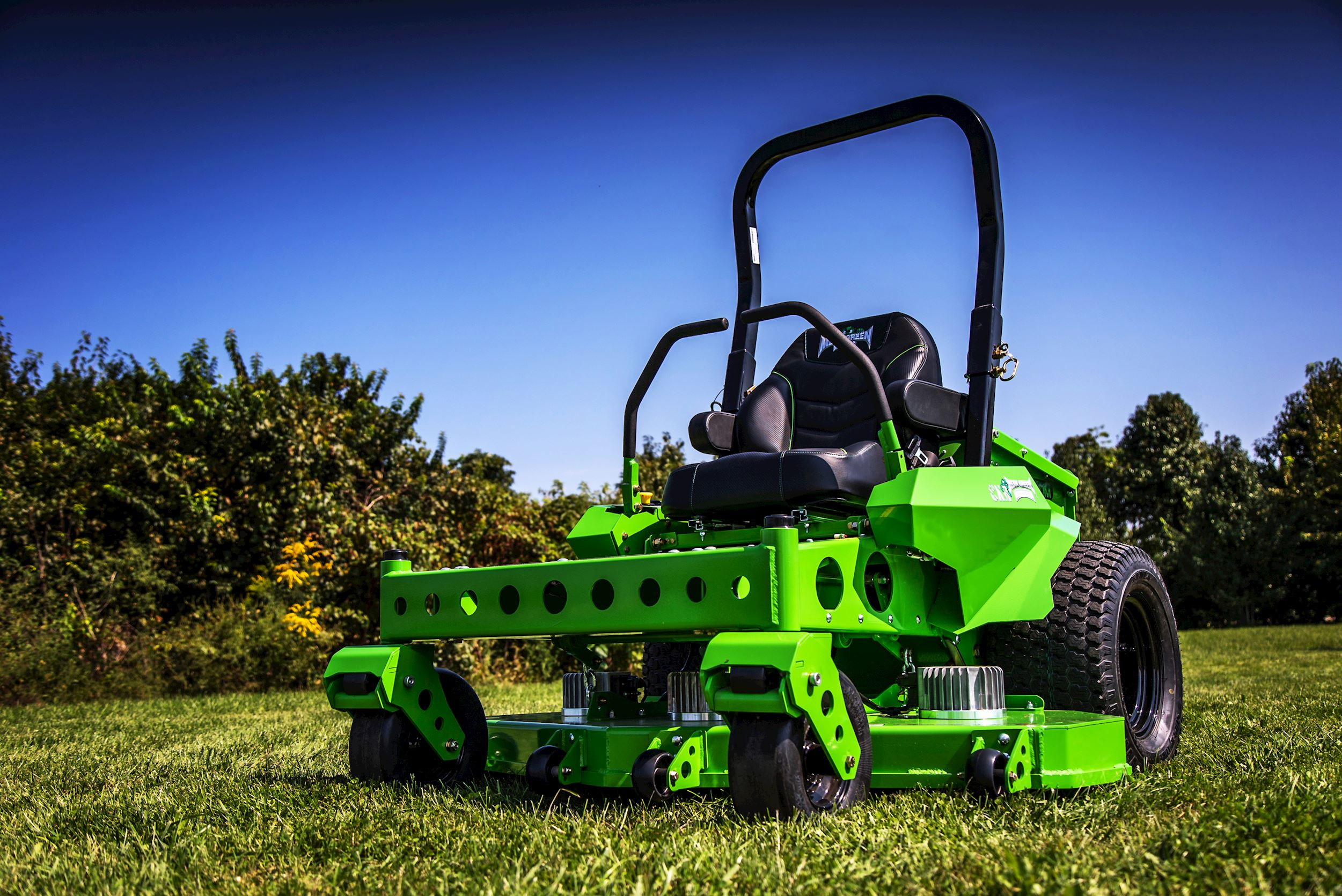 Could Electric Mowers Change the Way We Think About Golf Course Maintenance?