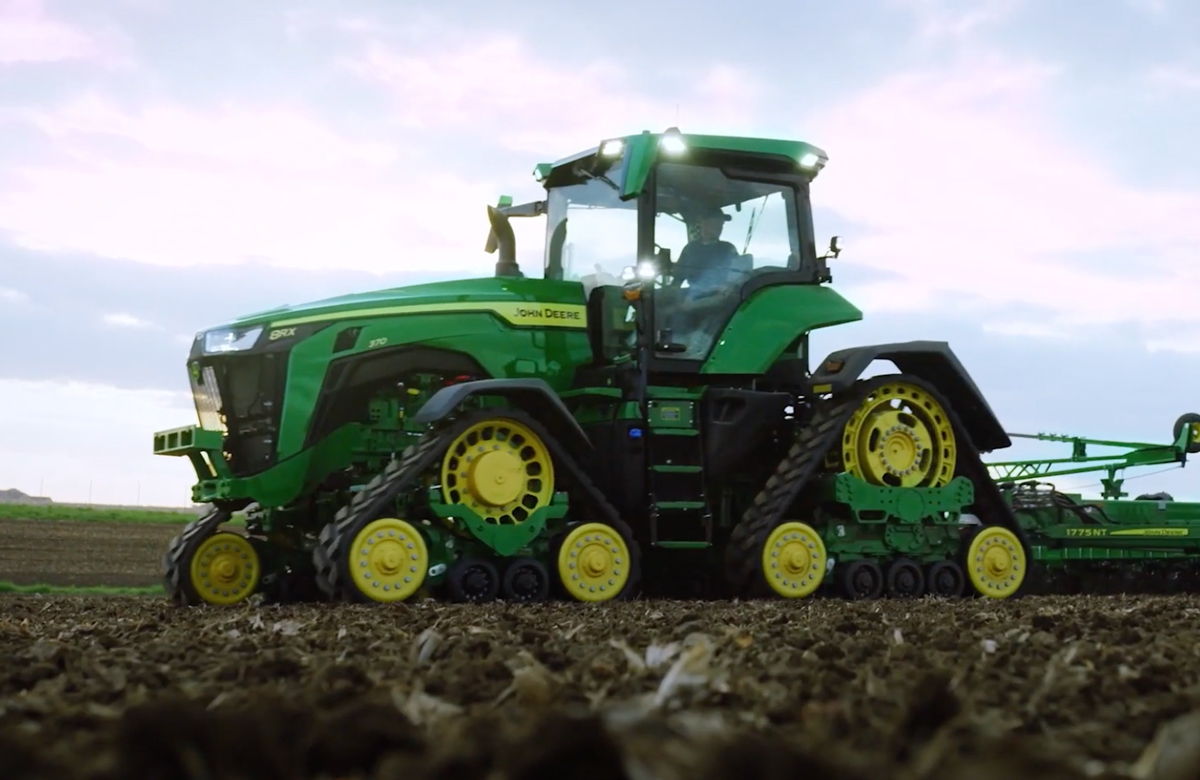 Stotz Equipment & John Deere | Run Together