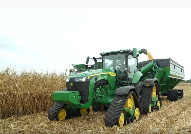 The New Era of Row-Crop Tractors has Begun