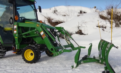 Removing Snow in 3 Different Ways!