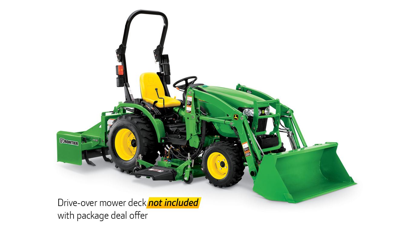 2025R  New Tractor Package Deals  Stotz Equipment