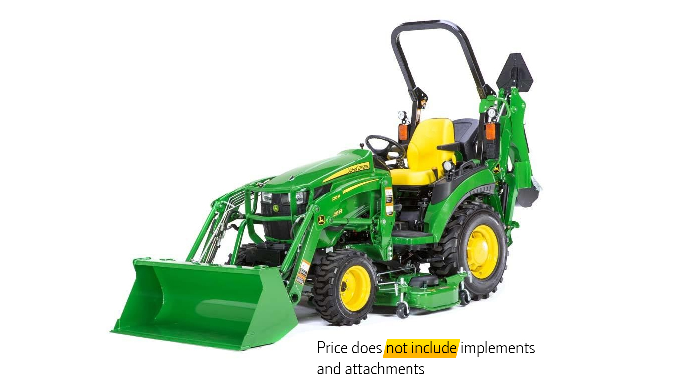 John deere Single-Point-Hookup-Kit