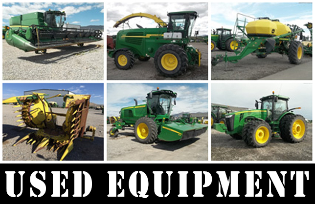 Used Equipment