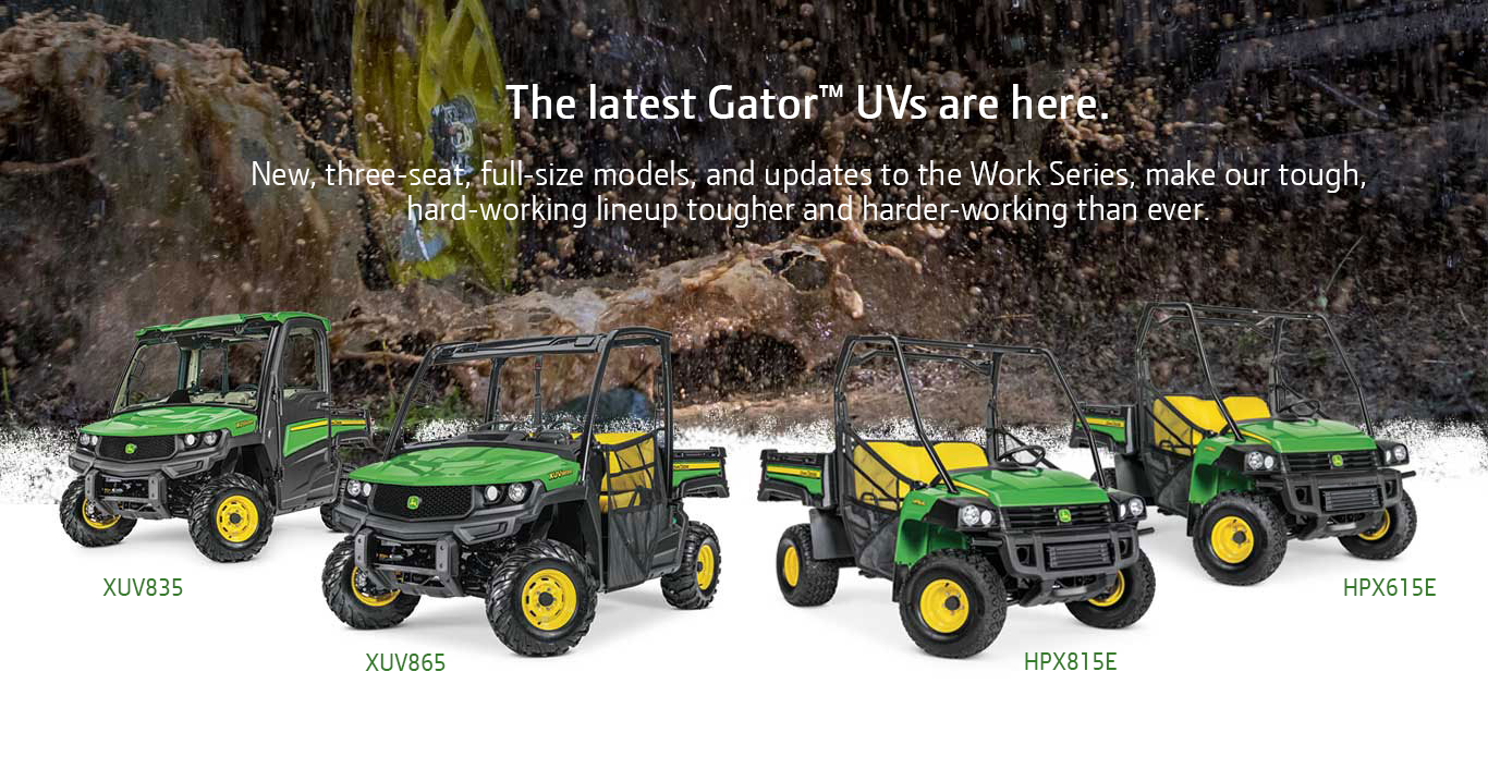The latest Gator™ UVs are here.