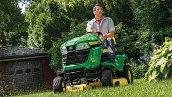 X300 Select Series Lawn Mowers