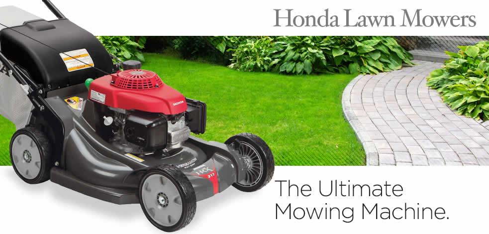 Superior Honda Power Equipment Dealer