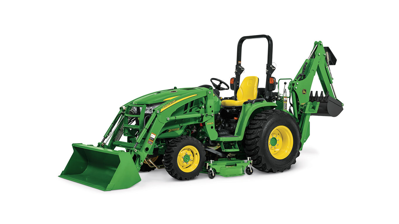 3R Series Compact Utility Tractors