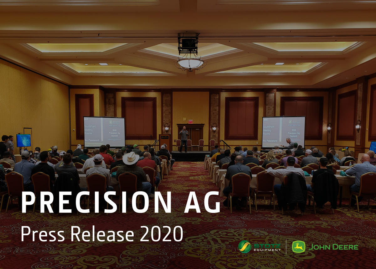 Precision Ag Press Release - 2020