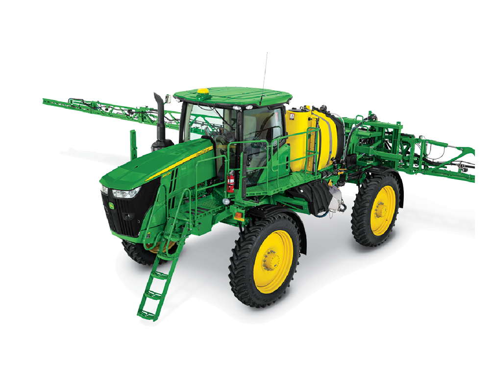 Sprayer & Applicators